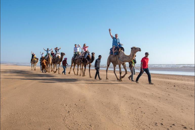 Essaouira Marrakech Morocco Family Holiday Trip