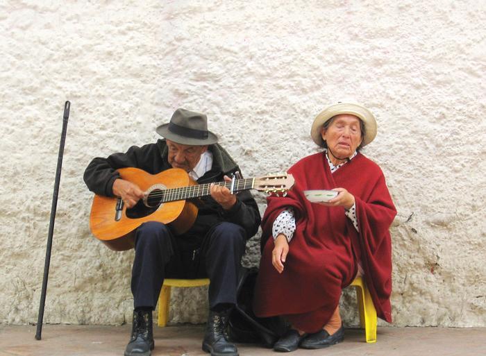 Caracas Cartagena Cartagena to Quito Trip