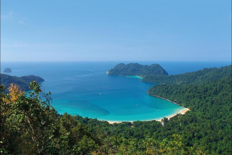 Sailing Sailing Mergui Archipelago Sailing Adventure departing from Khao Lak package