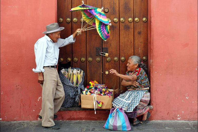 Antigua Caribbean Guatemala to Mexico Trip