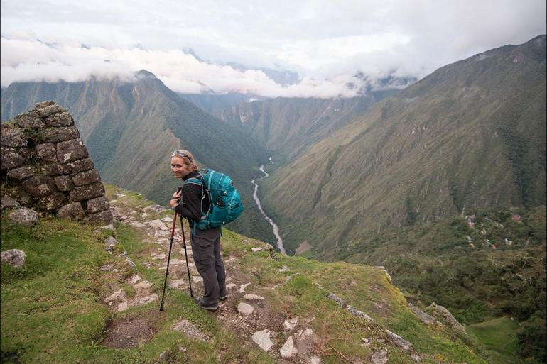 Aguas Calientes Cusco Inca Trail Express Trip