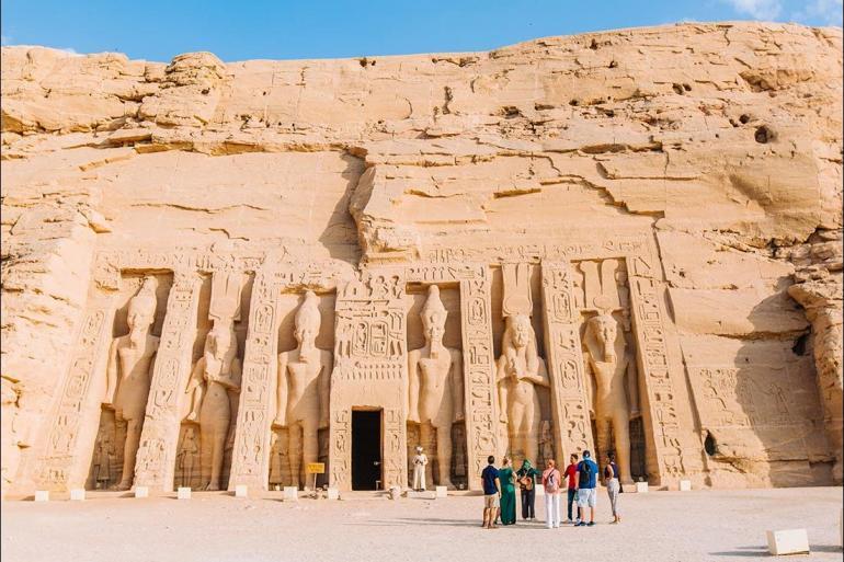 Amman Aswan Premium Egypt & Jordan in Depth Trip