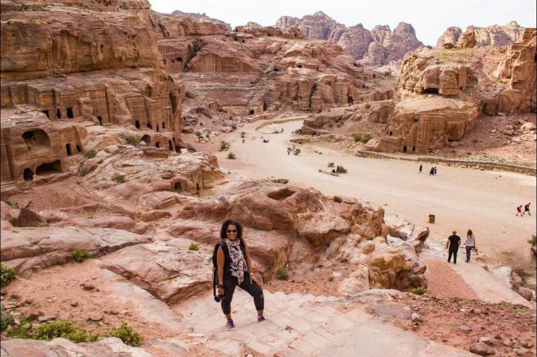 Temple of Karnak Valley of the Kings Premium Egypt & Jordan in Depth Trip
