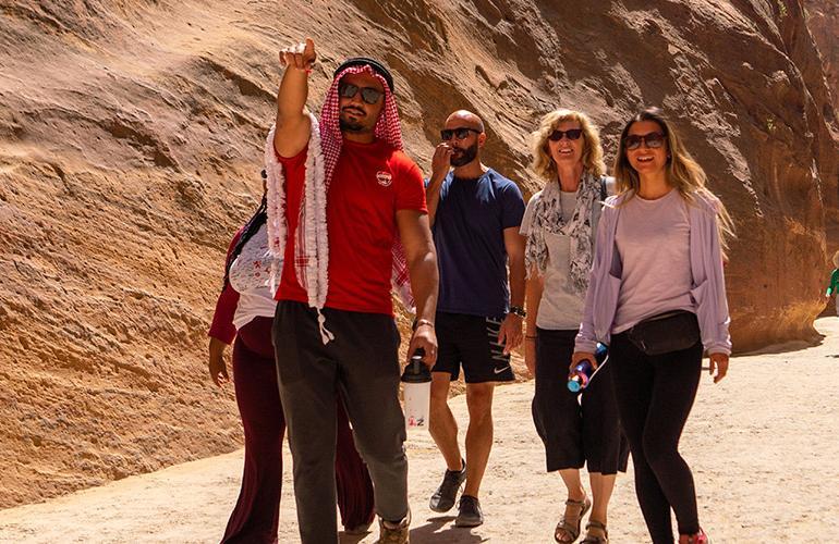Premium Egypt & Jordan in Depth tour