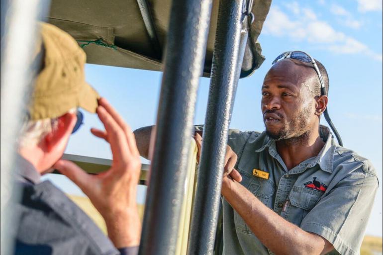 Safari Wildlife viewing Kruger to Vic Falls package