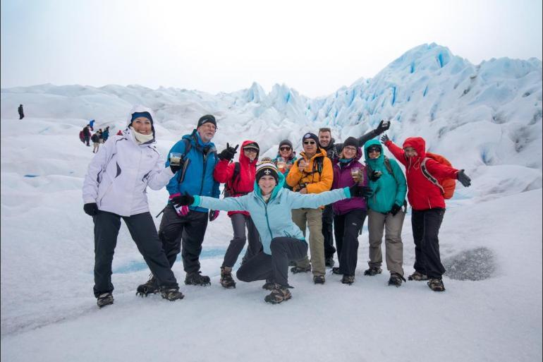 Hiking & Walking Hiking Trek Patagonia package