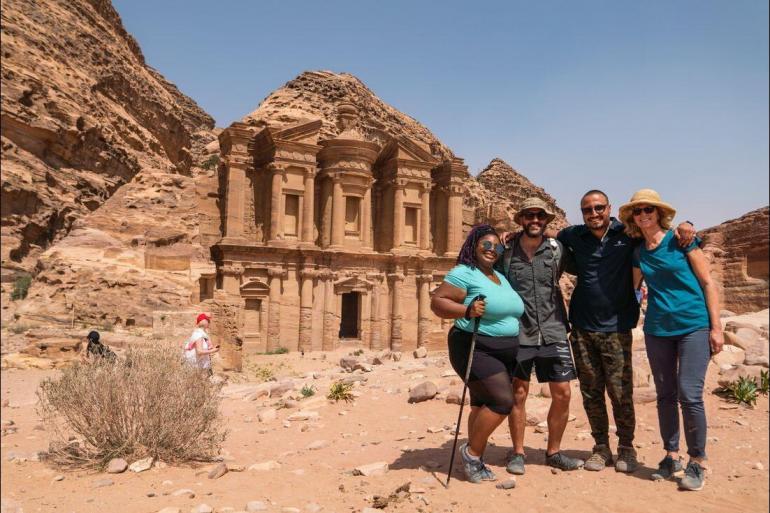 Pyramid of Giza Sphinx Premium Egypt & Jordan in Depth Trip