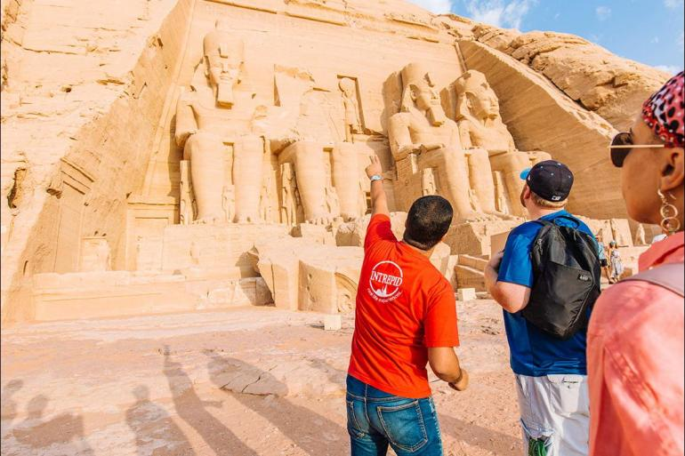 Cairo Dead Sea Premium Egypt & Jordan in Depth Trip
