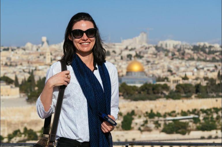 Wadi Rum West Bank Epic Egypt, Jordan, Israel & the Palestinian Territories  Trip
