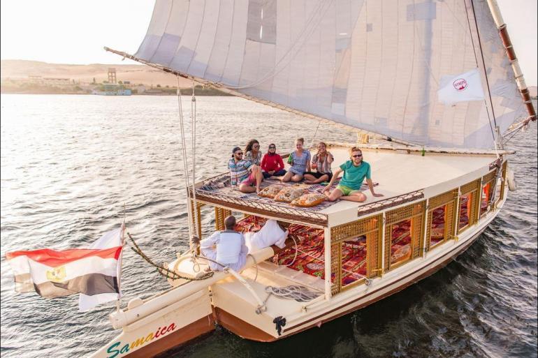 Aswan Cairo Epic Egypt, Jordan, Israel & the Palestinian Territories  Trip