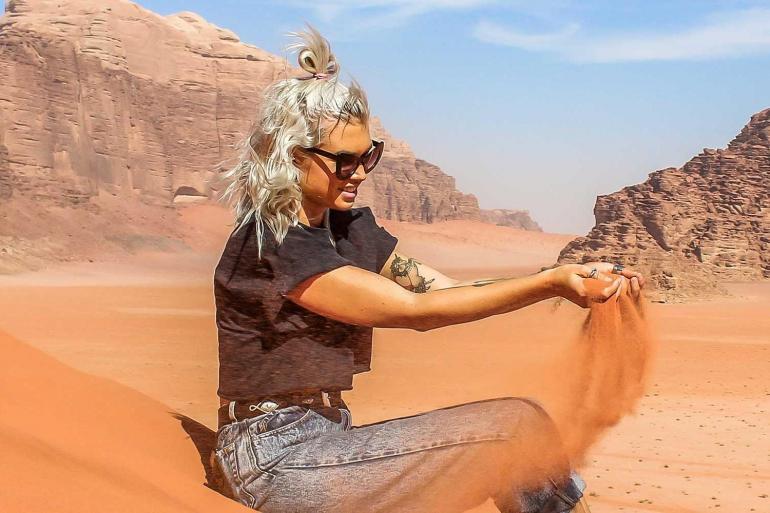 One week in Jordan tour