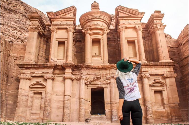 Petra Wadi Rum One week in Jordan Trip
