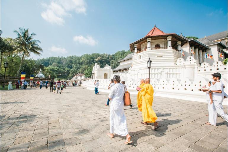 Amman Colombo Sri Lanka Explorer Trip