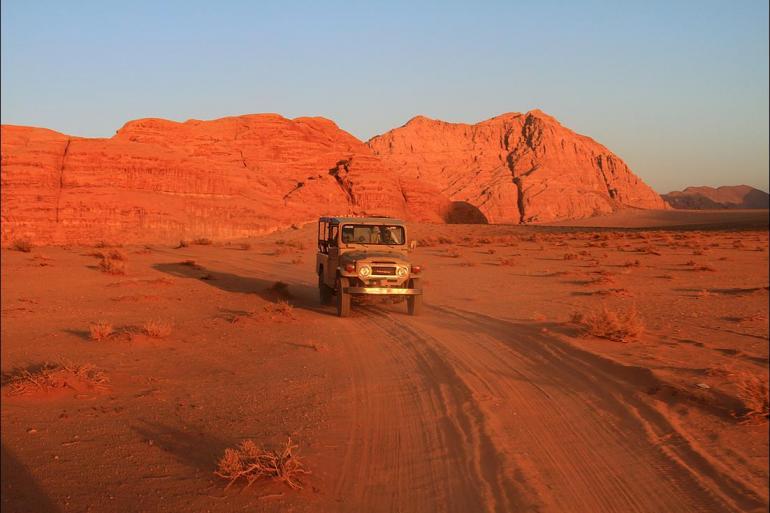 18 - 30's Adventure & Adrenaline One week in Jordan package