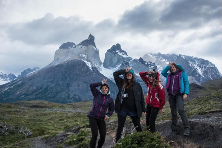 Patagonia Santiago Trek Patagonia Trip
