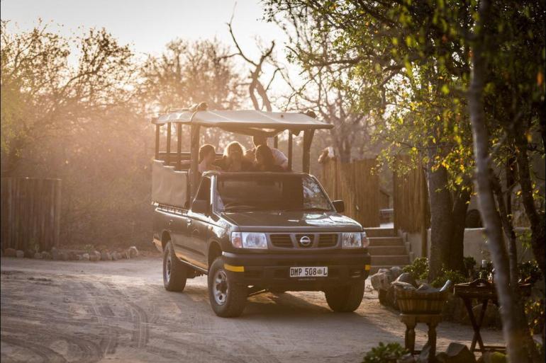 Victoria Victoria Falls Kruger to Vic Falls Trip