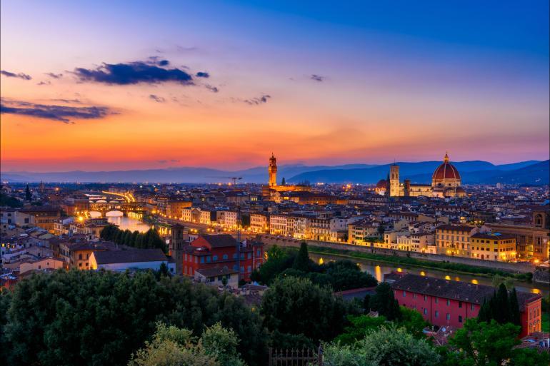 Italy's Bella Vita featuring Florence, Bologna and Lake Como tour