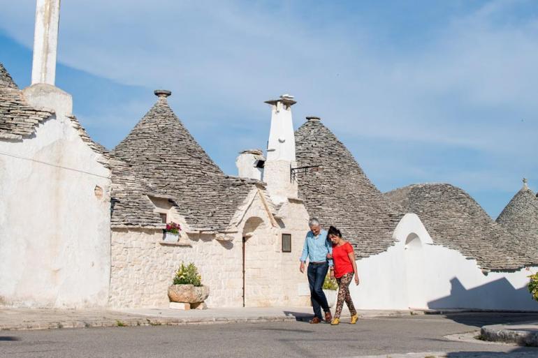 Country Roads of Puglia & the Neapolitan Riviera (Summer 2019) tour