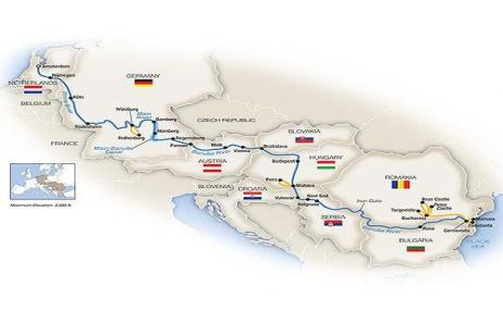 Grand European Cruise - Eastbound 2018 tour