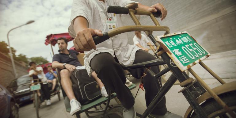 Ultimate China on a Shoestring - Hong Kong to Hong Kong tour
