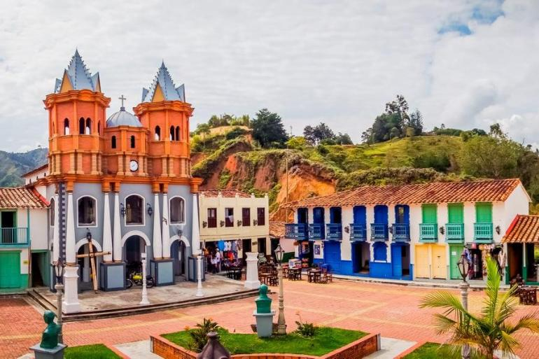 Highlights of Colombia tour