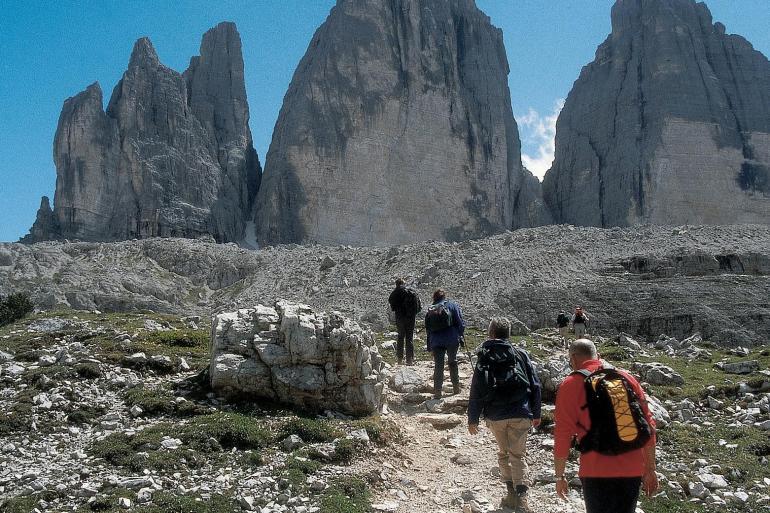 Cultural Culture Classic Dolomites - Premium  package