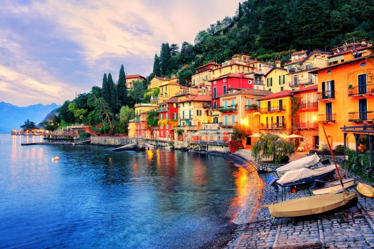 Bologna Florence Italy's Bella Vita featuring Florence, Bologna and Lake Como Trip