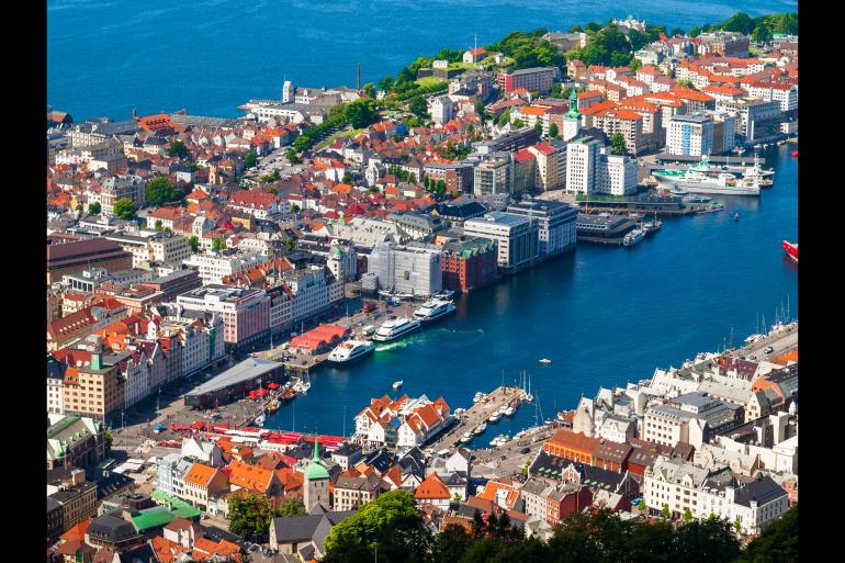 Bergen Oslo Highlights of Norway  Trip