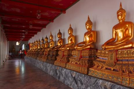 Legends of the East by Luxury Train: Bangkok to Singapore & Bali tour