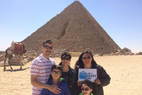 Egypt Family Adventure tour