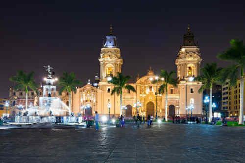 Lima City Explorer tour