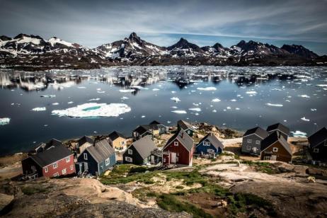 Walking Wild Greenland tour