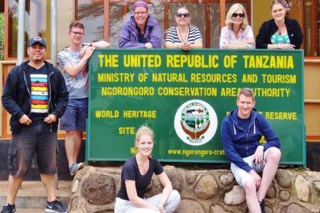East Africa & Serengeti tour