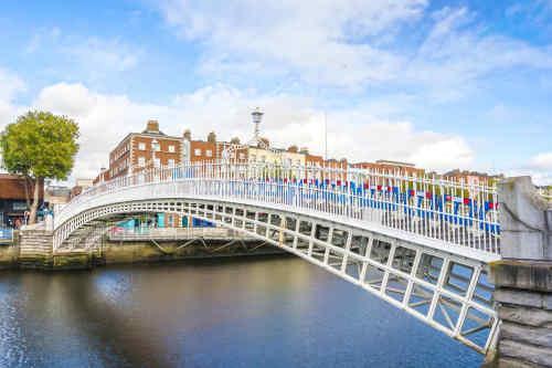 Dublin, Cork & Killarney by Rail tour