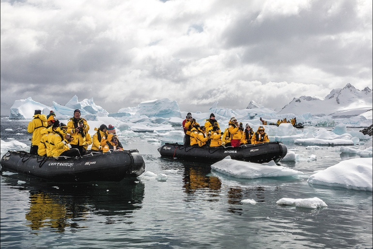 Cultural Culture Arctic Unveiled package