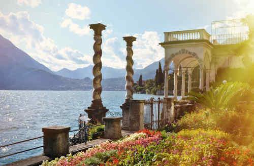Lake Como, Florence & Rome tour