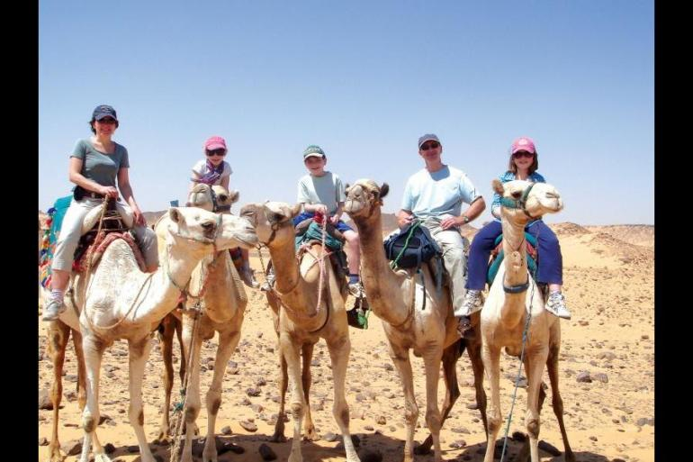 Abu Simbel Aswan Family Egyptian Adventure Trip
