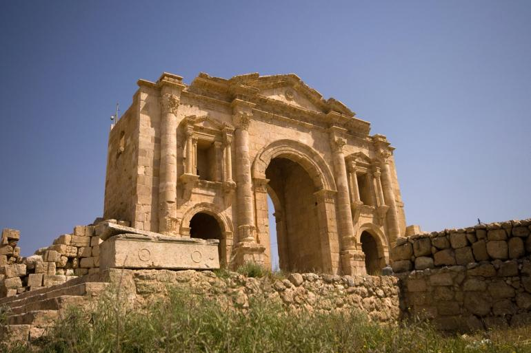 Hidden Treasures of Jordan tour
