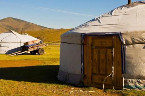 Wild Mongolia tour