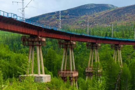 Russia Expedition: Baikal-Amur Railway tour