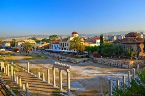 7 Day Athens with 3 Day Iconic Aegean Cruise 2018 Itinerary tour