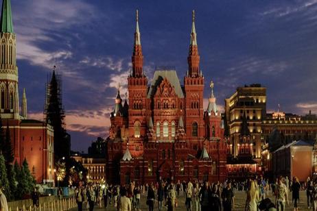 Beijing to St Petersburg tour