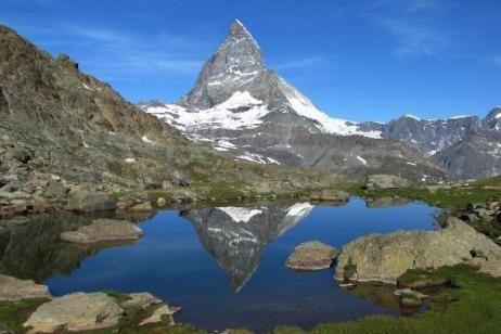 Chamonix to Zermatt tour