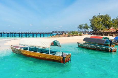 Road to Zanzibar & Spice Islands Sailing Adventure tour