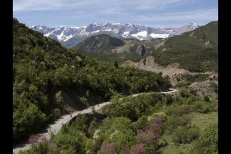 Cycle Albania tour