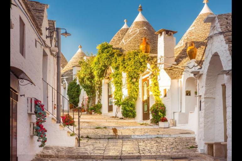 Alberobello  Matera Highlights of Puglia Trip