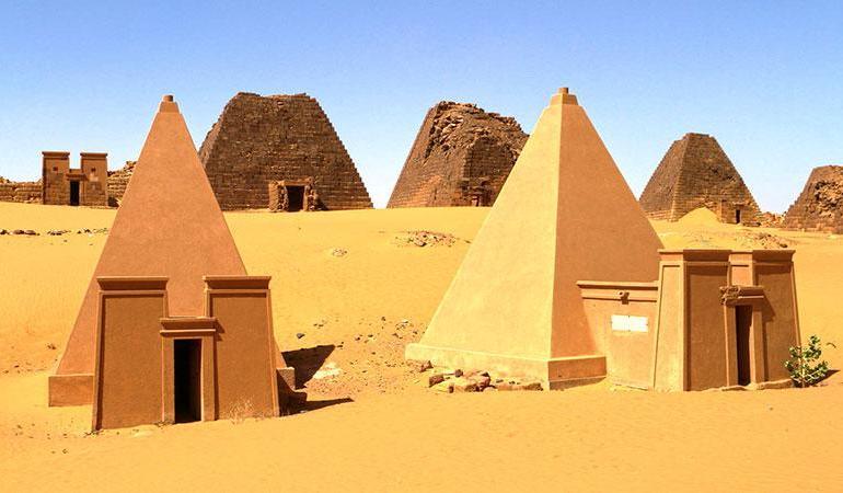 Sudan & Egypt Uncovered tour
