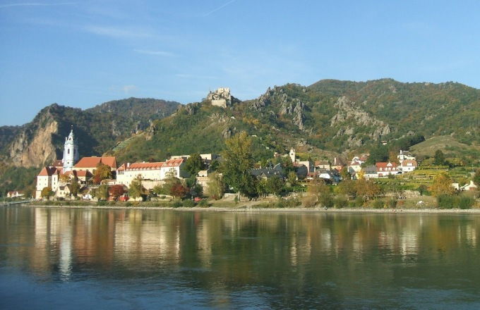 Danube 7 Country Cruise tour