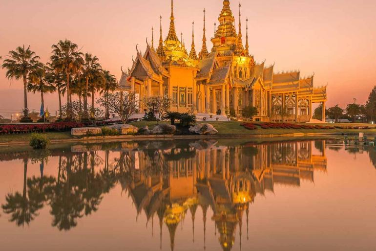 Treasures of Thailand with Phuket Option Summer 2019 tour