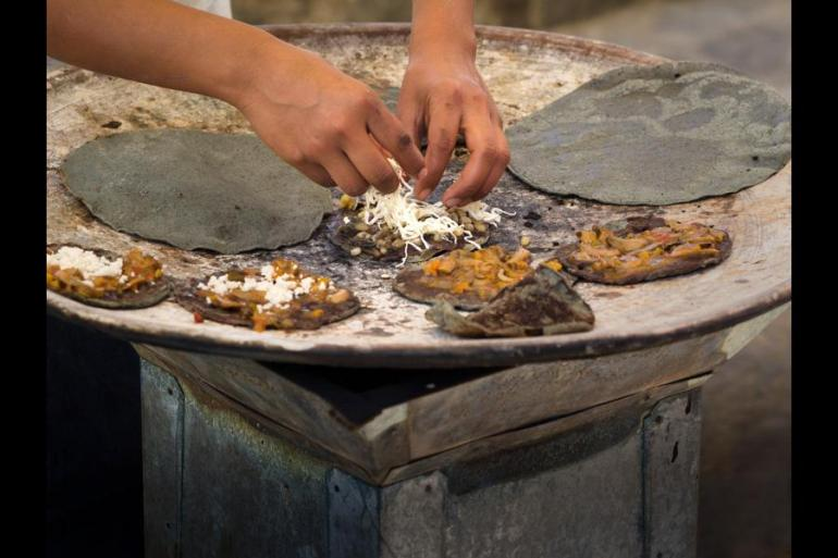 Mexico City Palenque Tastes of Mexico Trip
